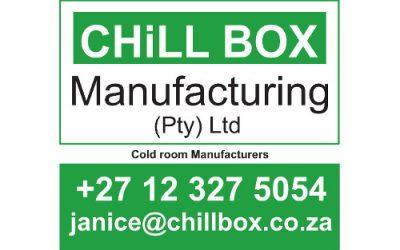 CHiLL BOX Manufacturing
